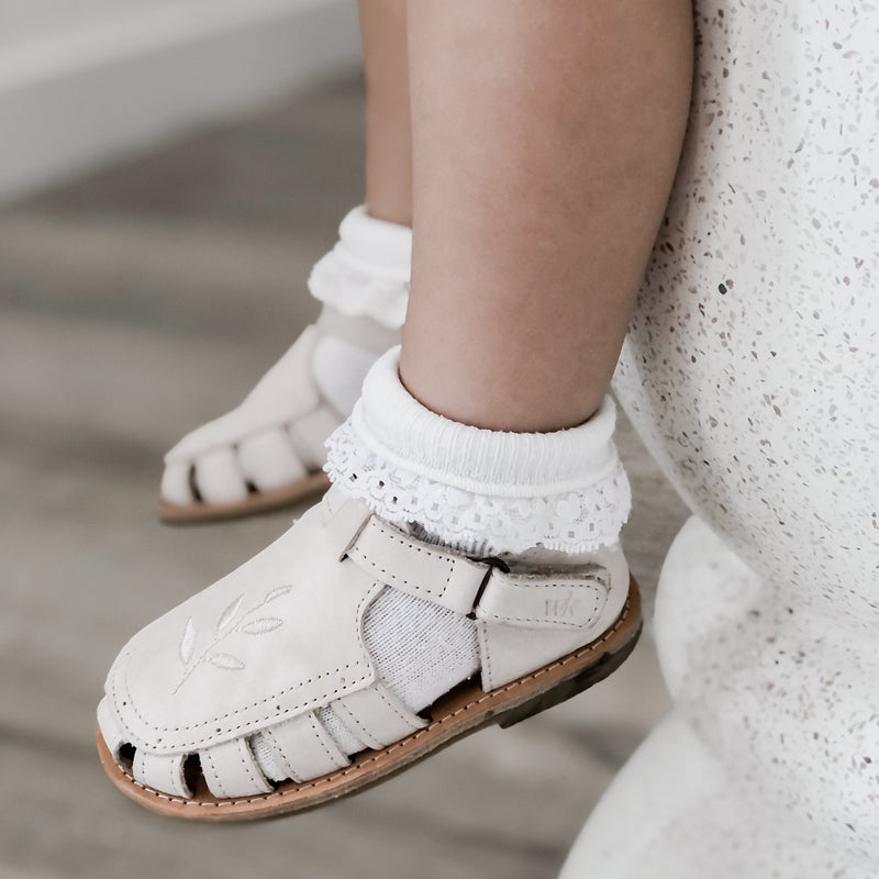 Willow & Ko - Willow Sandal - Ivory