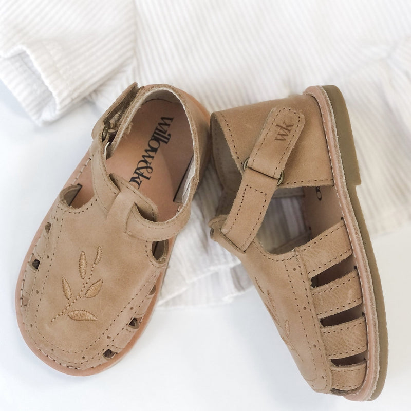 Willow & Ko - Willow Sandal - Tan