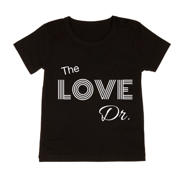 MLW By Design - Love Dr. Tee | Black or White