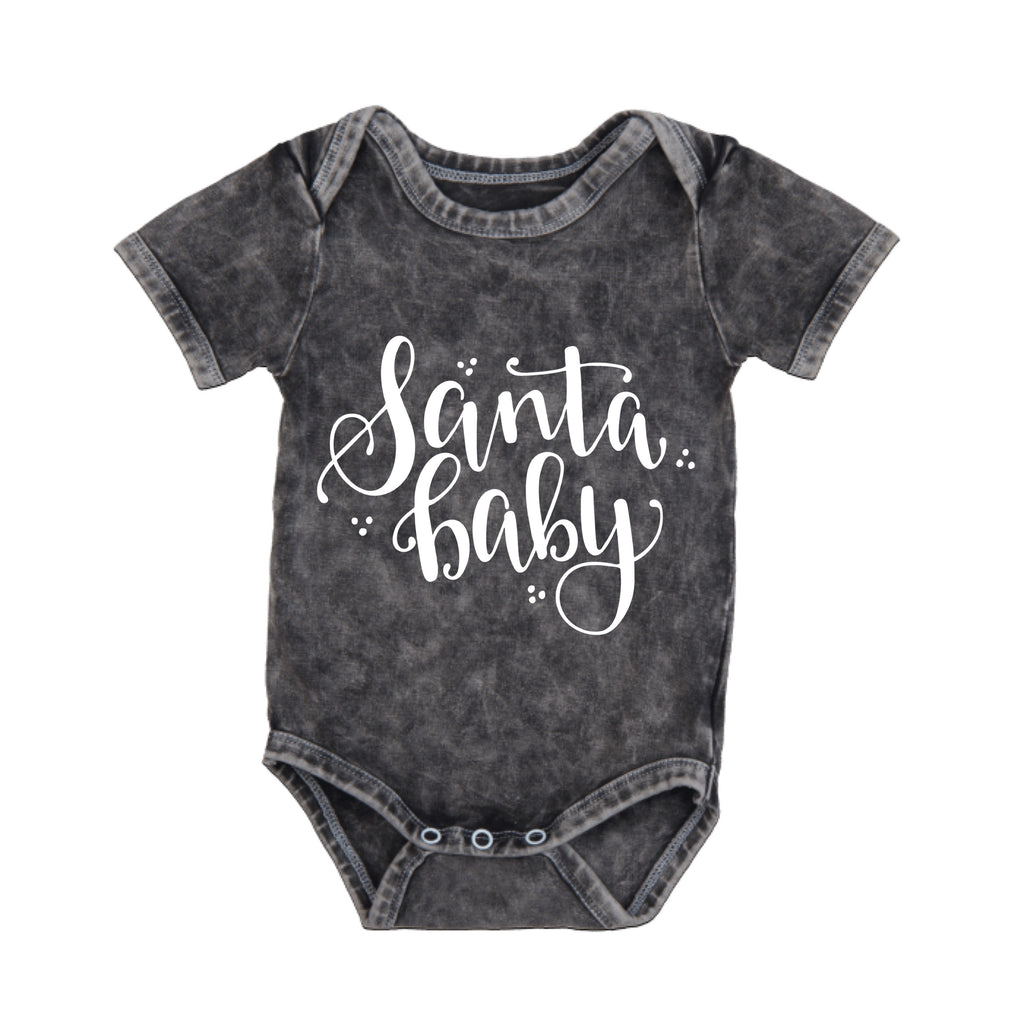 MLW By Design - Santa Baby | White