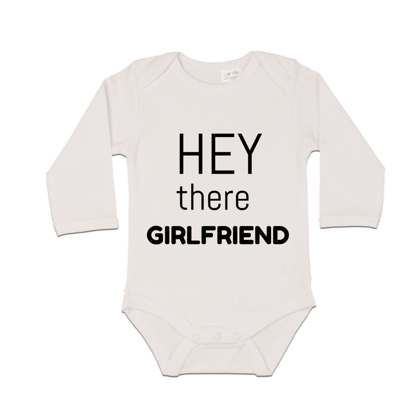 MLW By Design - Hey GF Bodysuit | White or Black