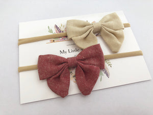 Lillian Headbands | Pack of 2