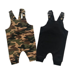 Ballerinas and Boys - Overalls | Camo or Black