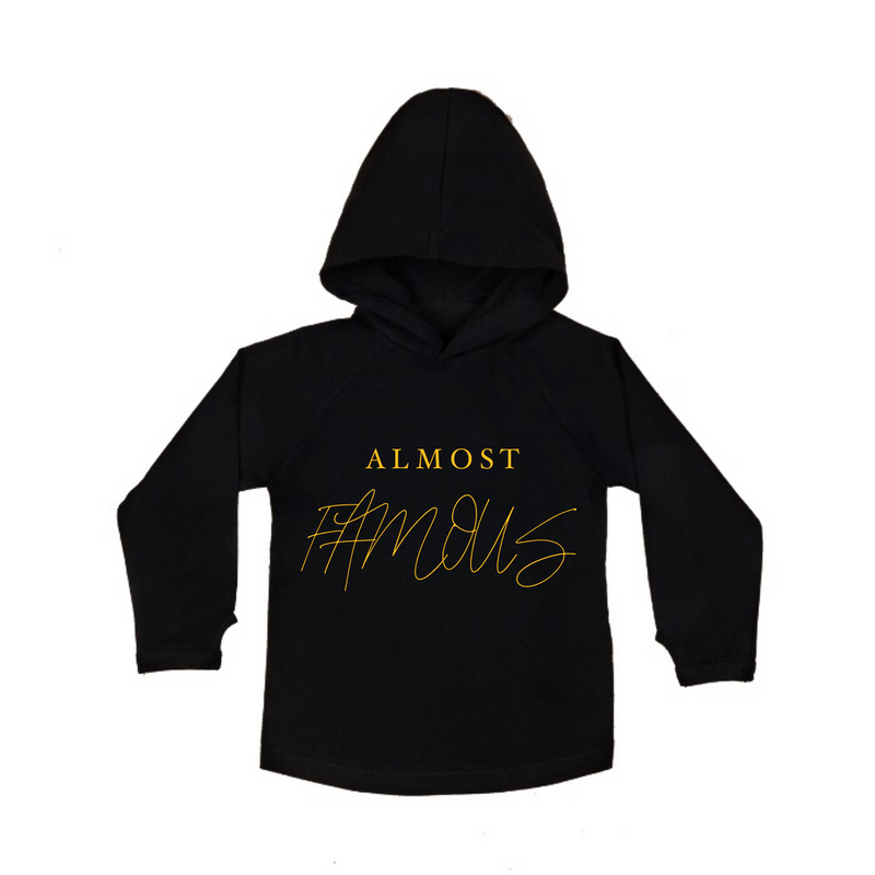 MLW By Design - Almost Famous Hoodie