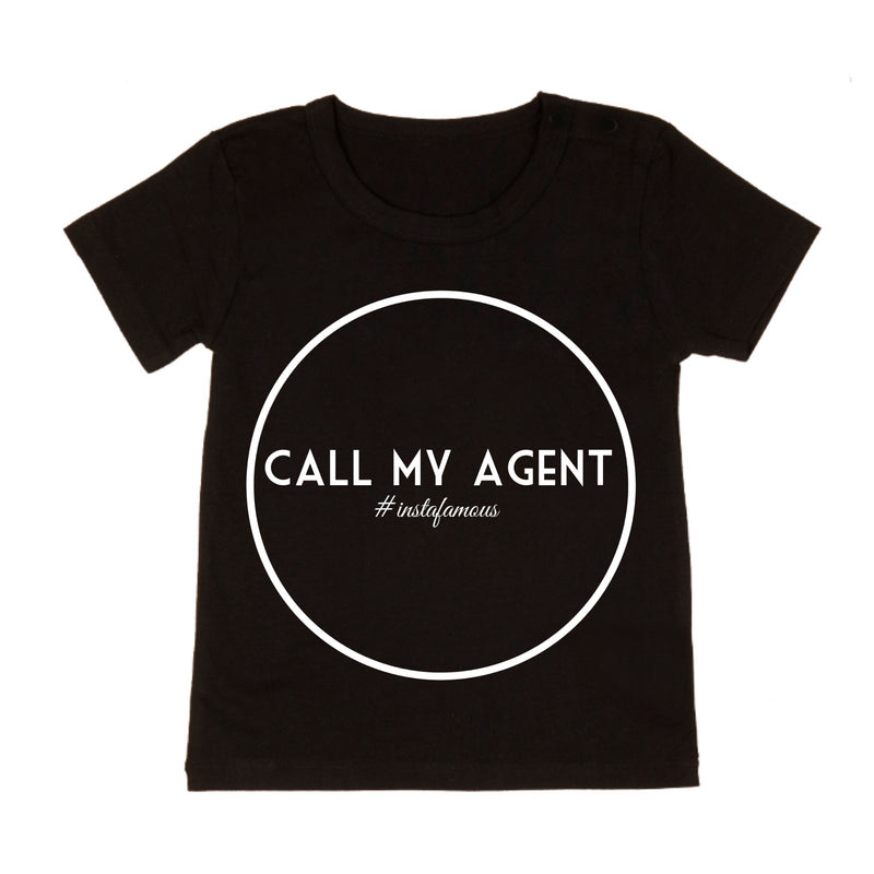 MLW by Design - Call My Agent Tee | White or Black