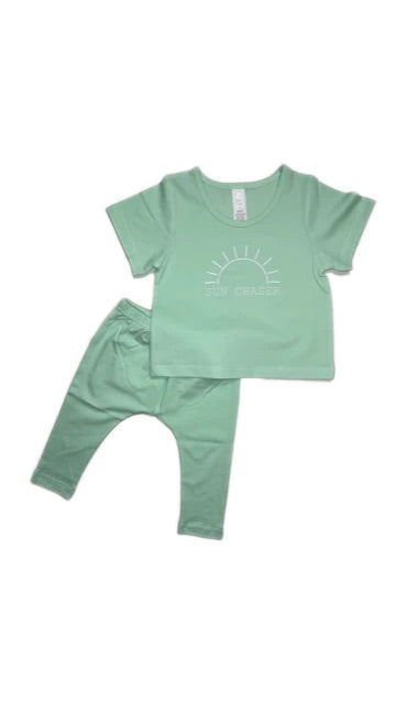 Little Wolfie - Sun Chaser Summer Set | Mint