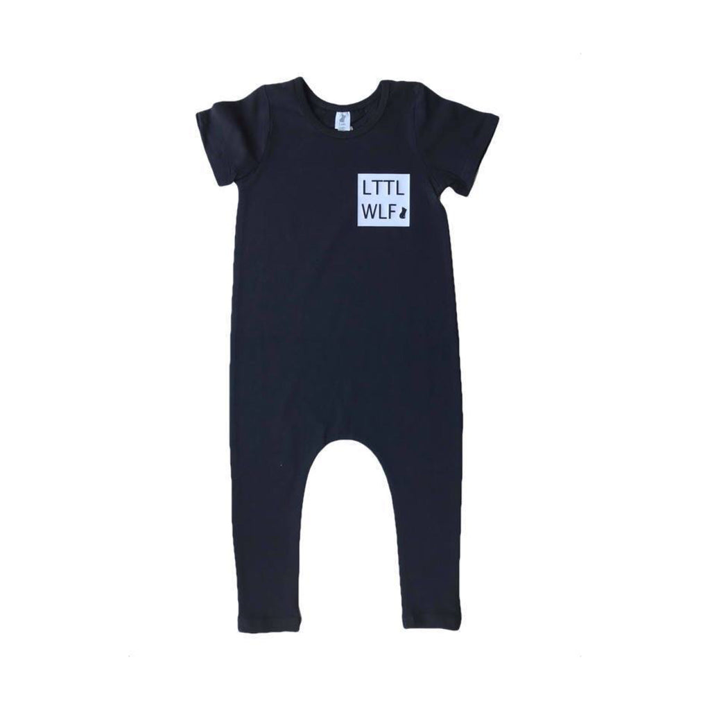 Little Wolfie - LTTL WLF Romper | 2 Colours