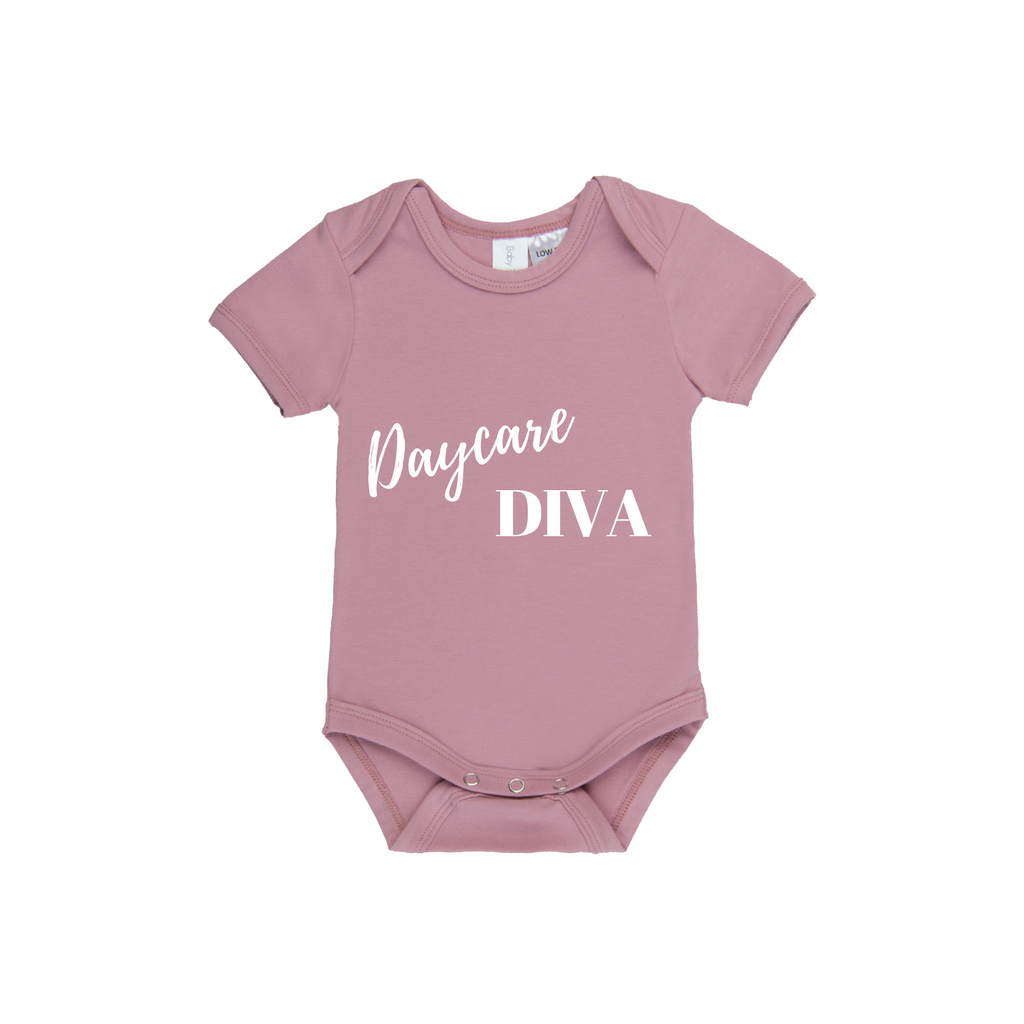 MLW By Design - Daycare Diva Bodysuit