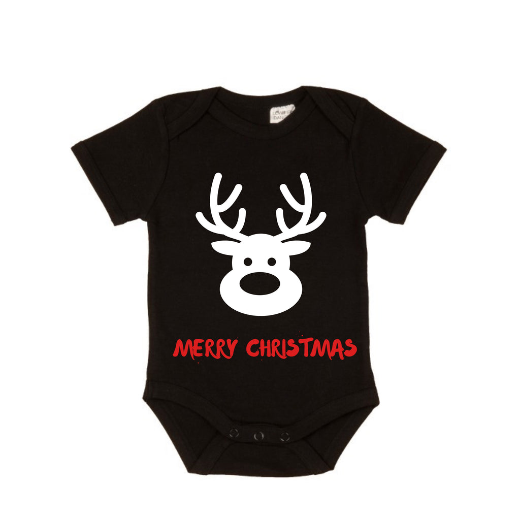 MLW BY DESIGN - Merry Christmas Bodysuit