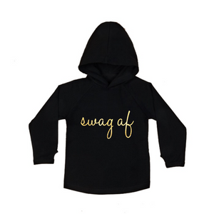 MLW By Design - Swag Af Hoodie | White or Black