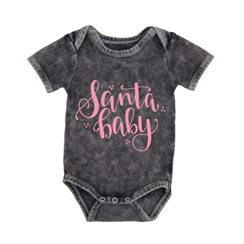 MLW By Design - Santa Baby | Pink