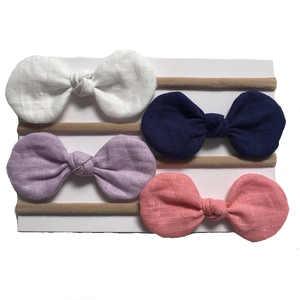 Alyssa Headbands | 4 Pack