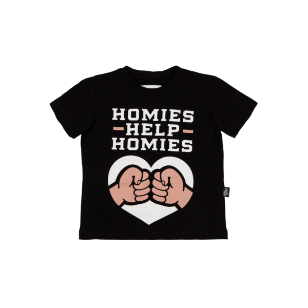 The Little Homie - Help Tee