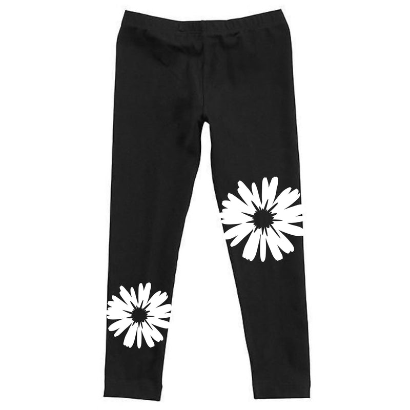 MLW By Design - Flower leggings
