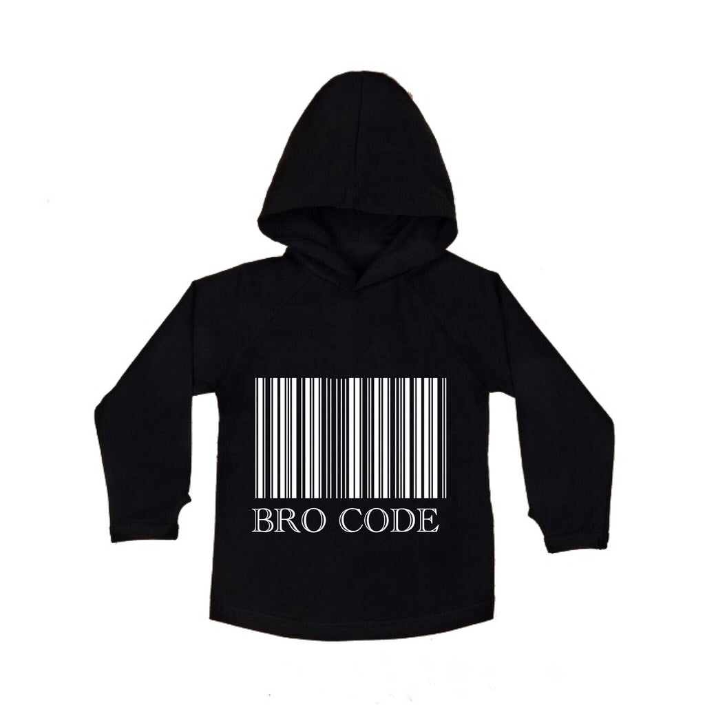 MLW By Design - BRO Code Hoodie