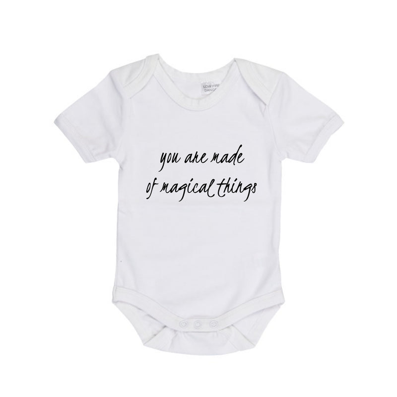 MLW By Design - Magical Things Bodysuit | White or Black