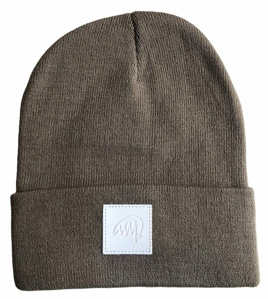Mini Maxwell - Chocolate Signature Beanie