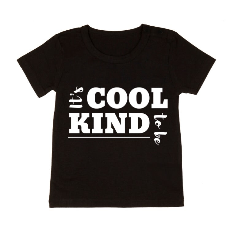 MLW By Design - Cool To Be Kind Tee | White Or Black
