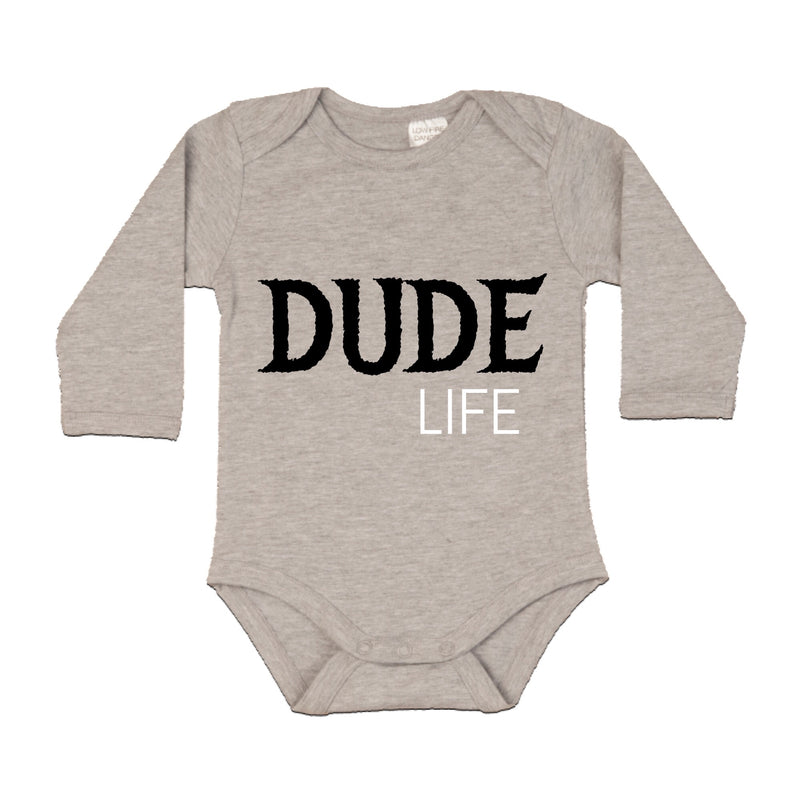 MLW By Design - Dude Life Bodysuit