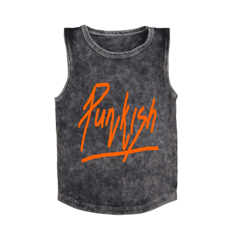MLW By Design - PUNKISH Tank | Copper