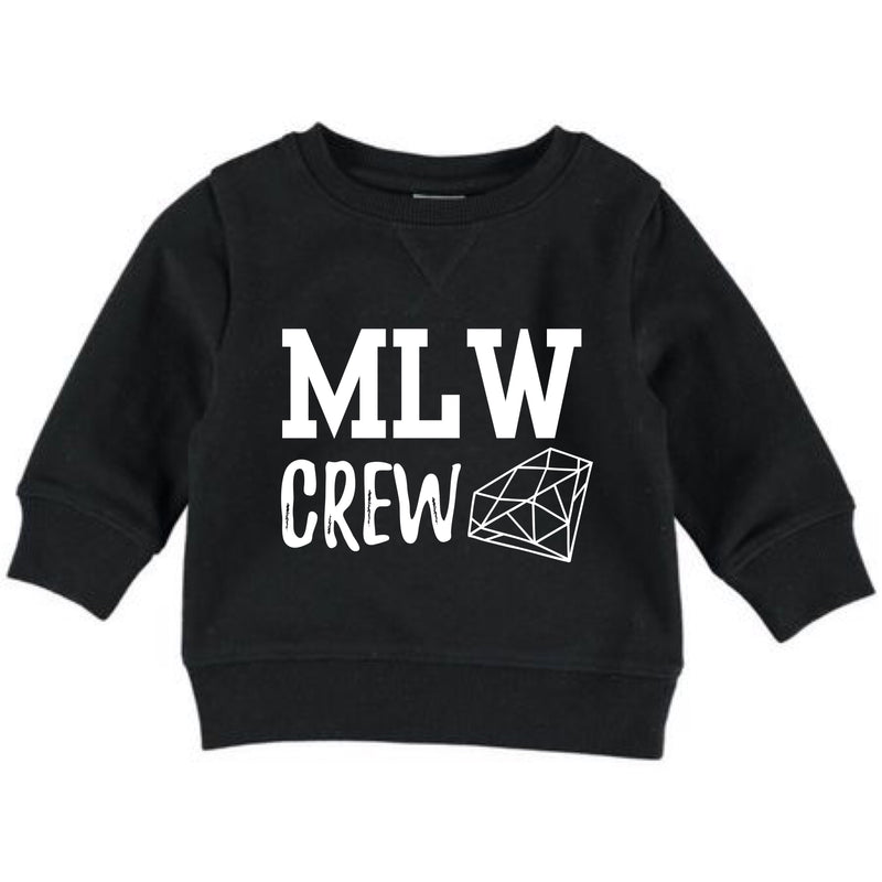 MLW by Design - MLW Crew Jumper