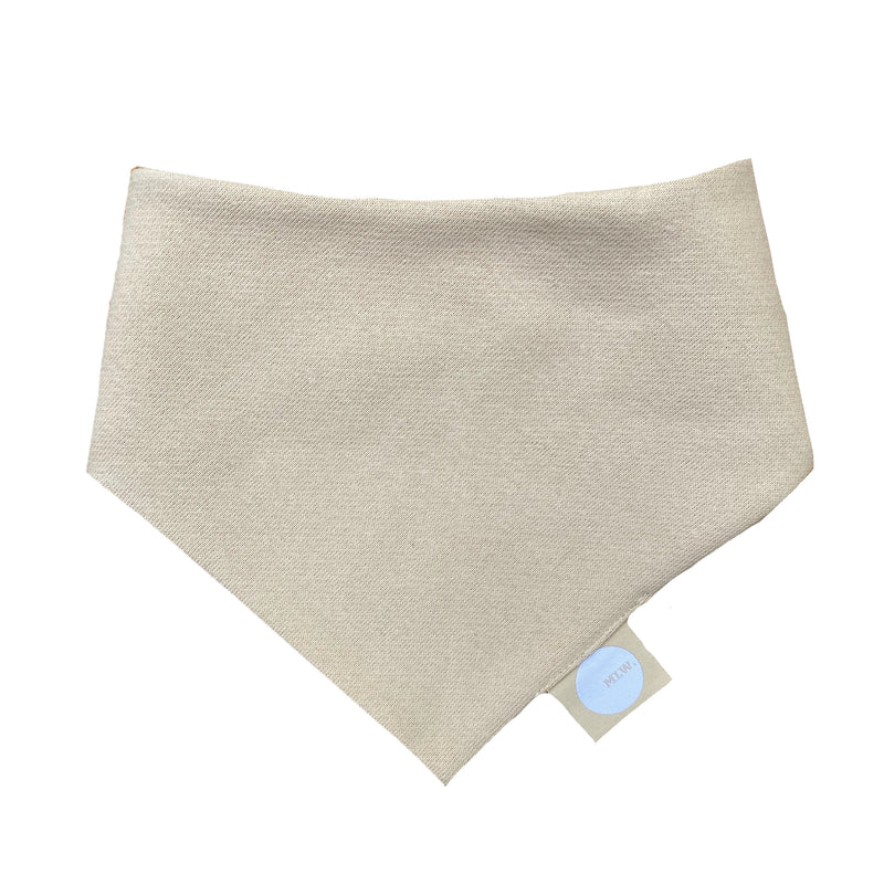 MLW By Design - Basic Sand Bandana Bib