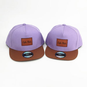 Mini Maxwell - Lilac Little Babe Snapback