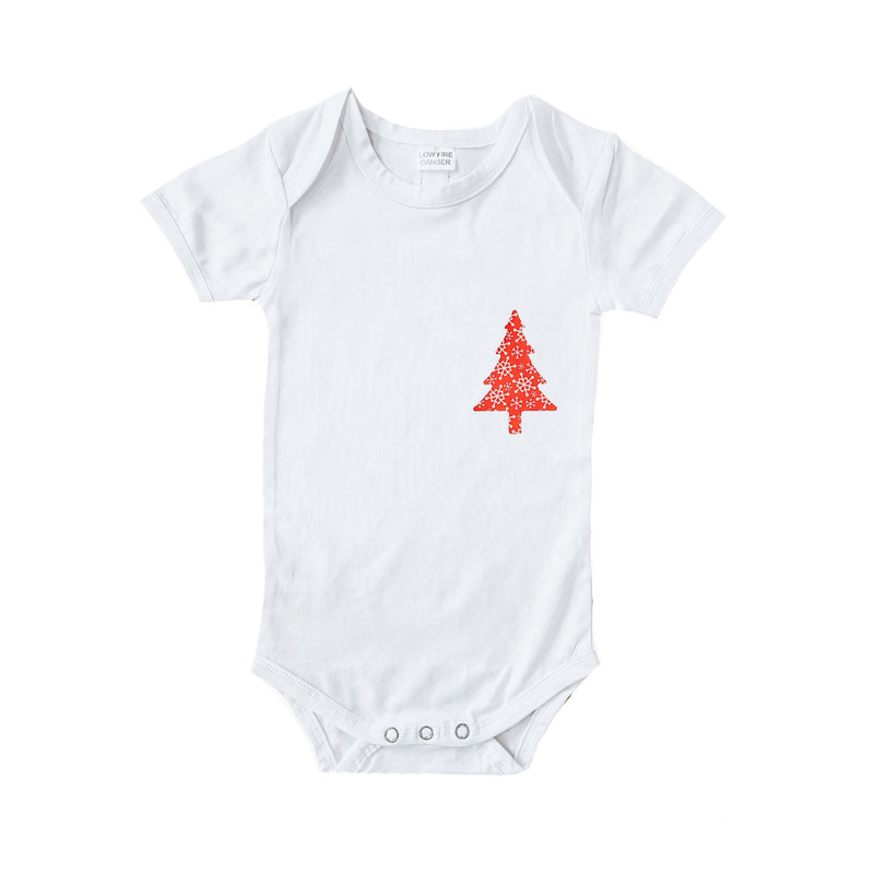 MLW By Design - Christmas Tree Bodysuit | Black or White