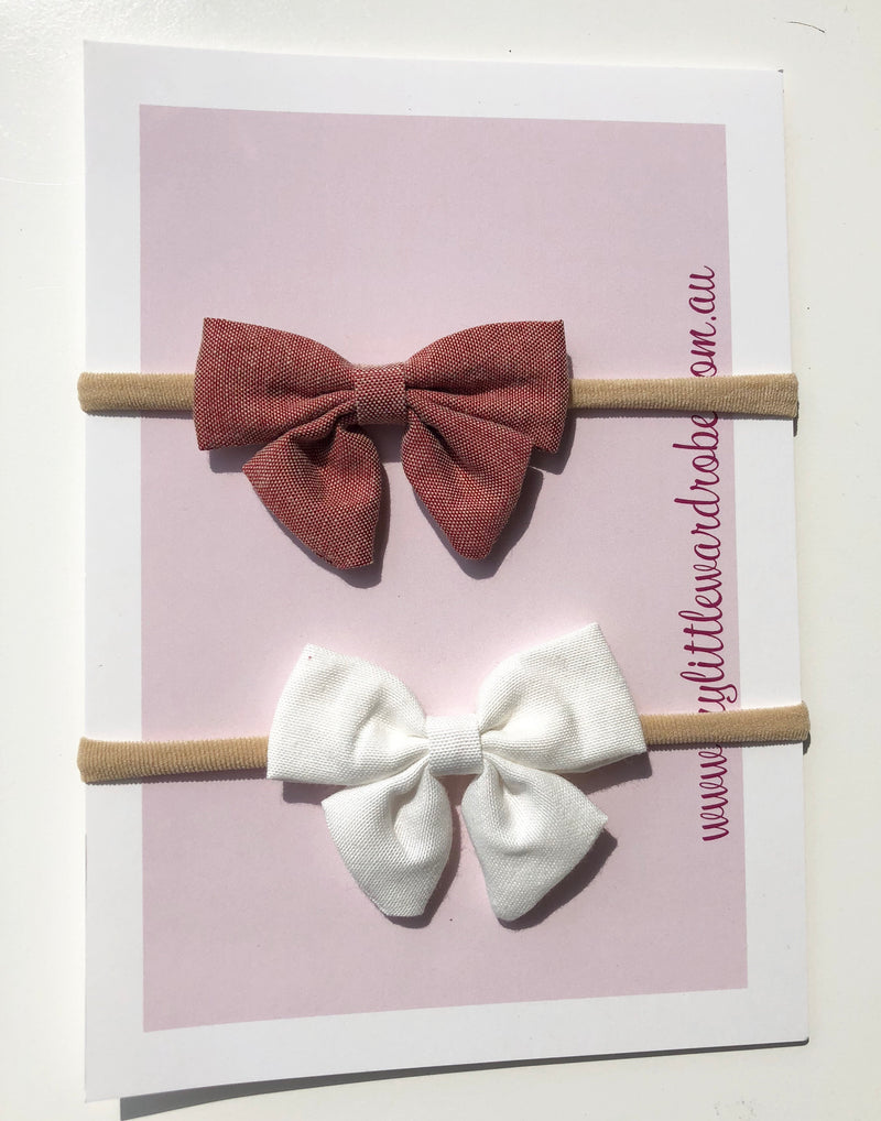 Eva Headbands | Pack of 2