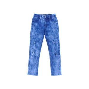 TPTB - Distressed Authority Jeans | Blue