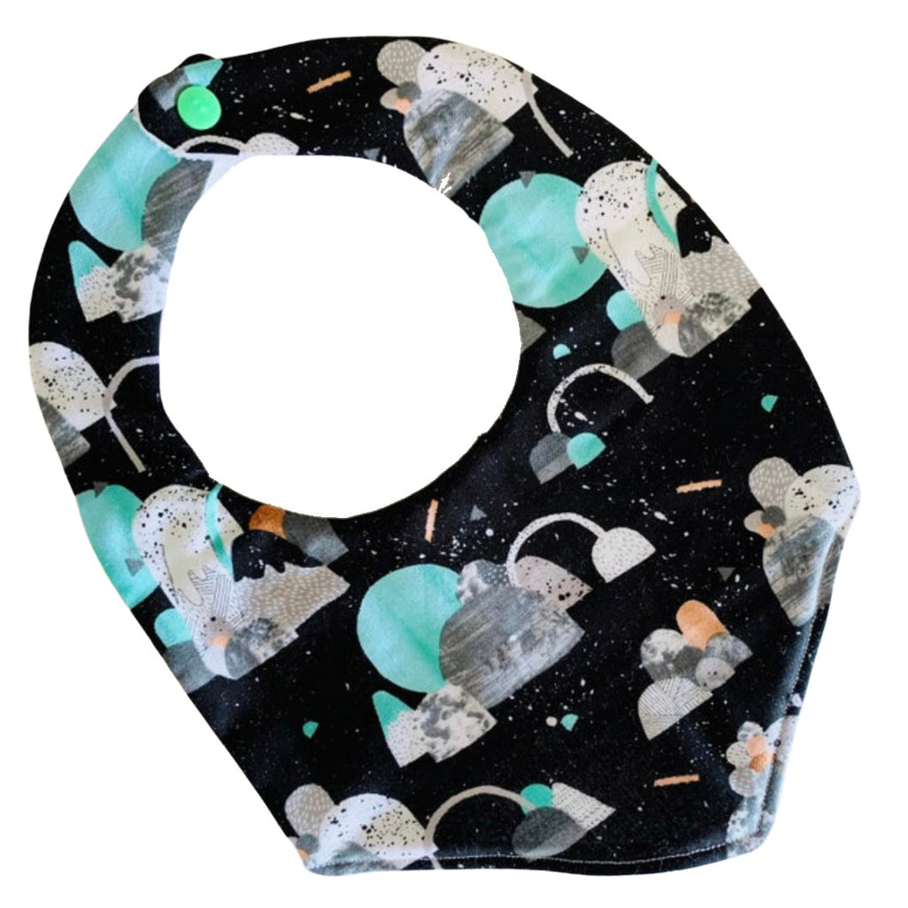 Olive June and Co - Handmade Bandana Bib | Spaced Out