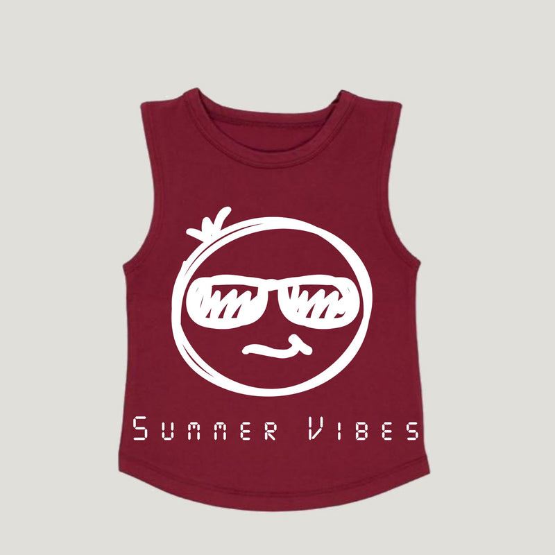 MLW By Design - Summer Vibes Tank