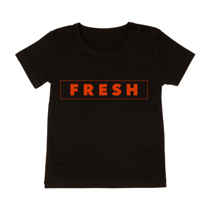 MLW By Design - Fresh Tee | Black or White