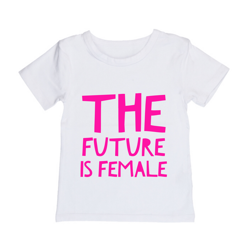 MLW By Design - The Future Is Female Tee