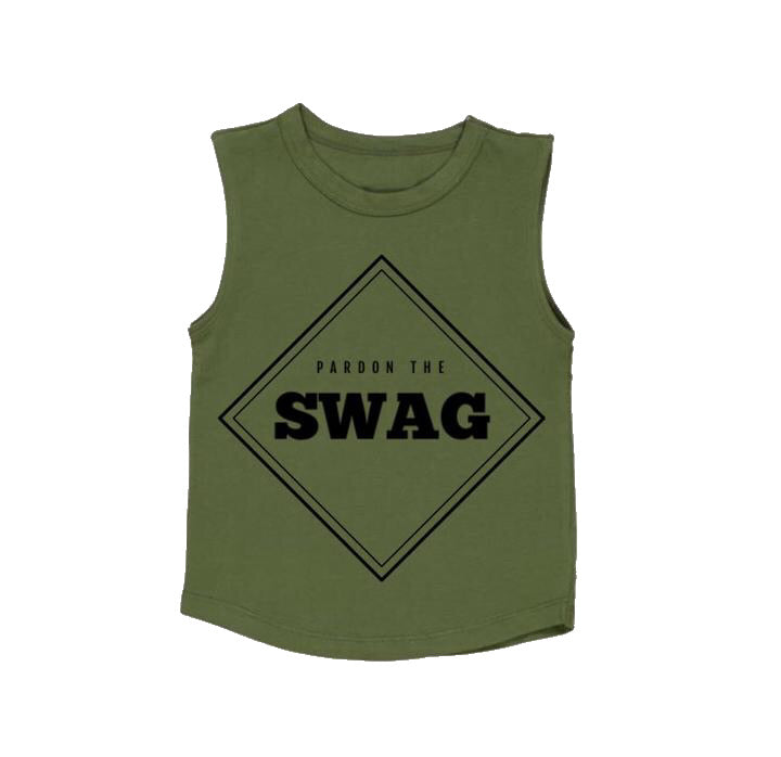 MLW By Design - Pardon The SWAG Tank *LIMITED EDITION*