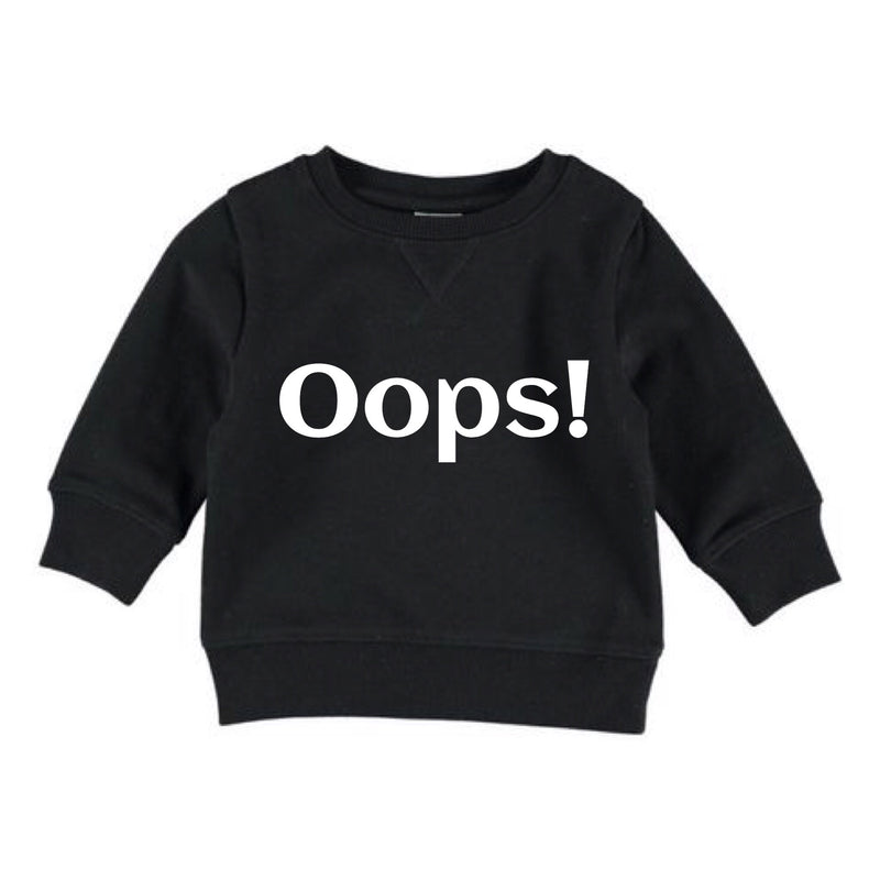 MLW by Design - Oops! Jumper