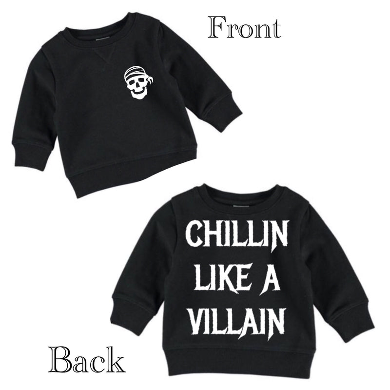 MLW By Design - Chillin Villain Crew