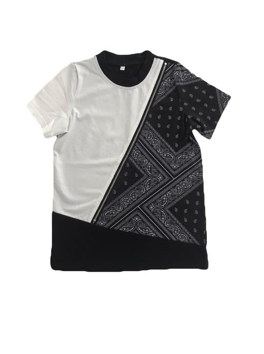 Ballerinas and Boys - Bandana Print Kids Tee