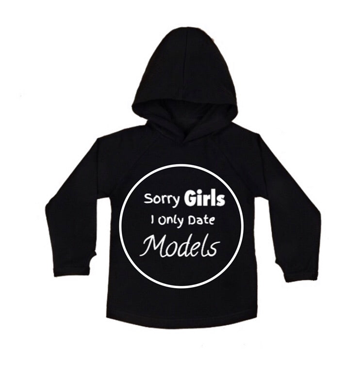 MLW By Design - Only Date Models Hoodie