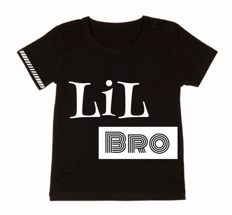 MLW By Design - Lil Bro | Black