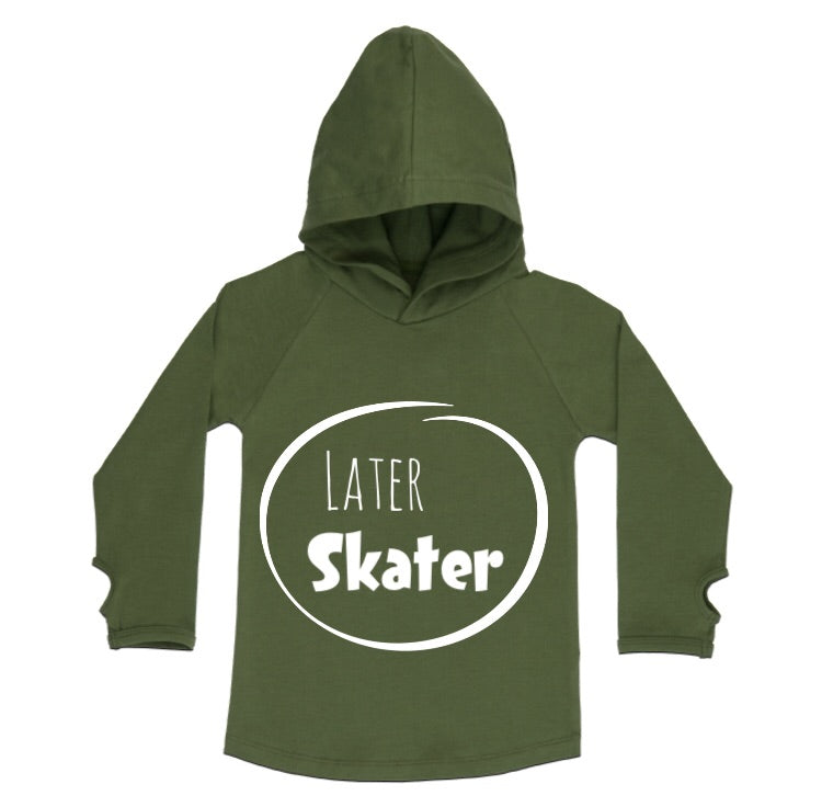 MLW By Design - Later Skater Hoodie