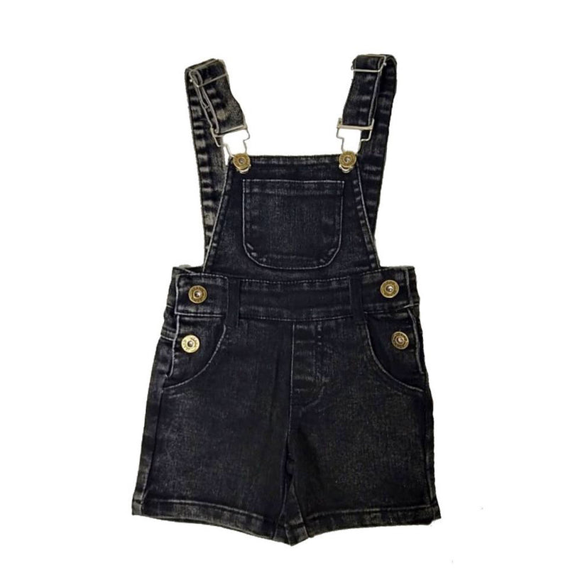 MLW By Design -  Stonewash Overalls