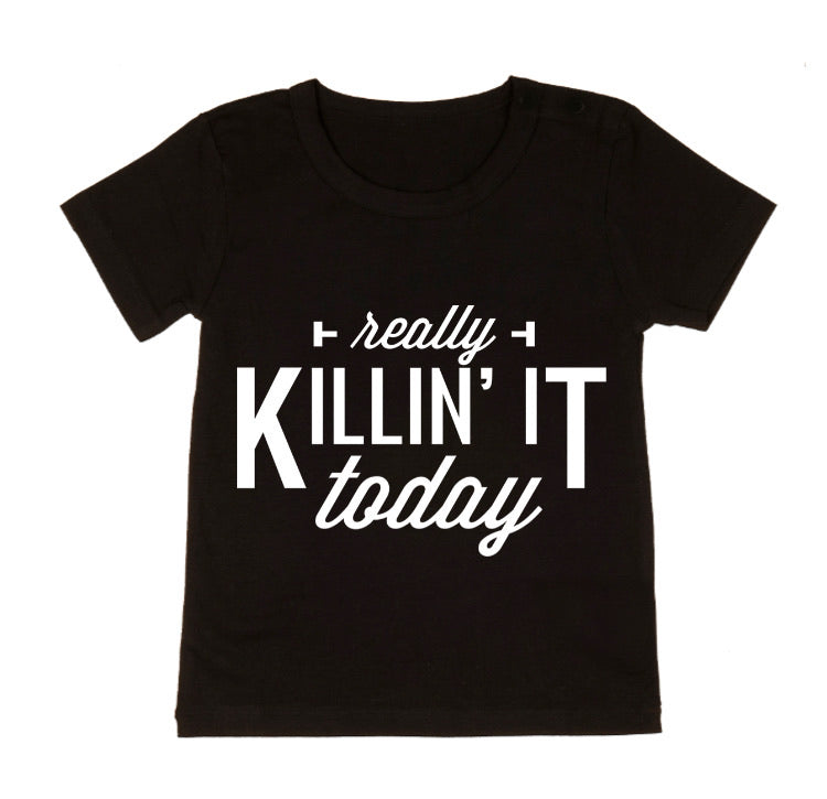 MLW By Design - Killin It Tee | Black or White