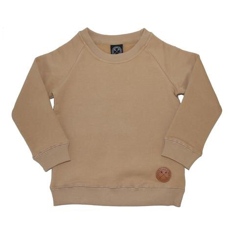 Mason Ryder Collective - Essentials Crew Neck Tan