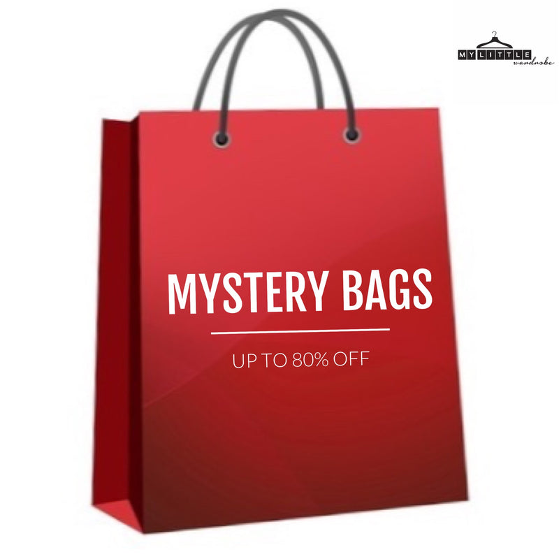 Boys - Bundle Spring/Summer Mystery Bags