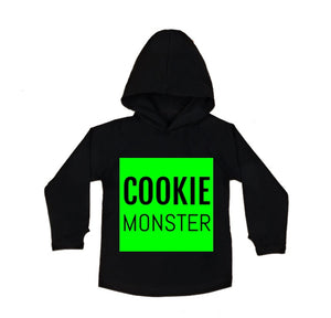 MLW By Design - Cookie Monster Hoodie