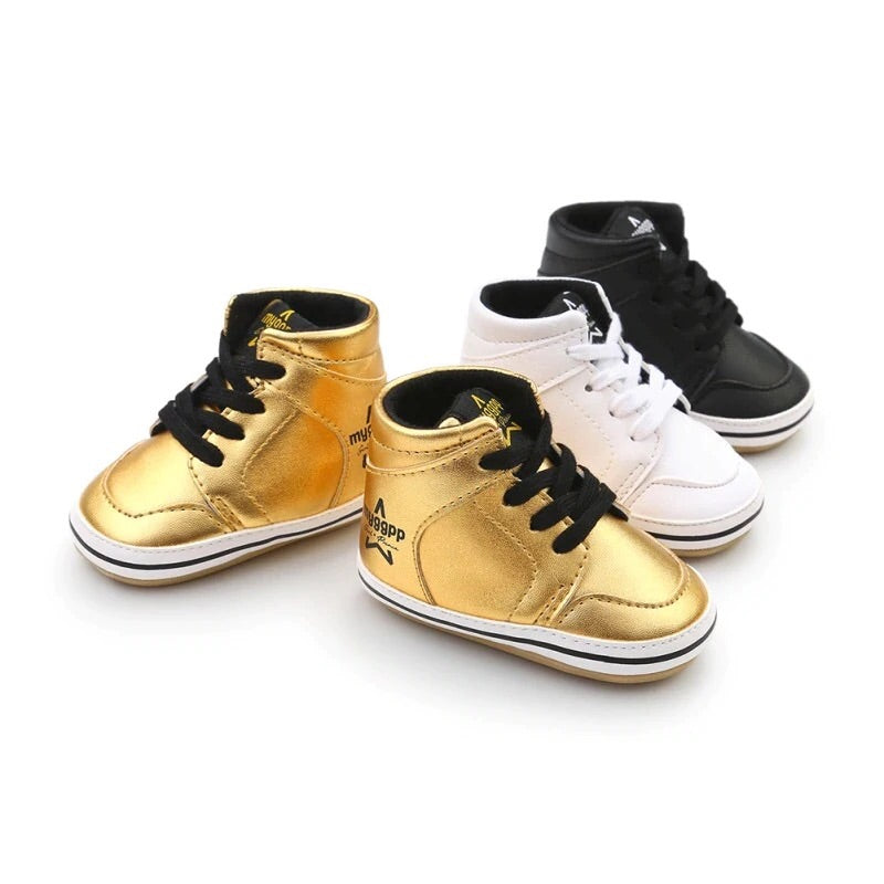 Hip Hop Hightops | Various Colours