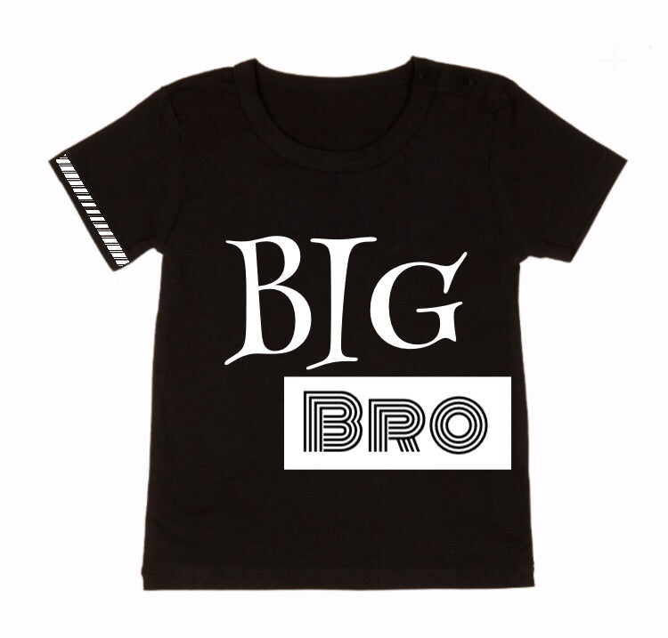 MLW By Design - Big Bro Tee | Black
