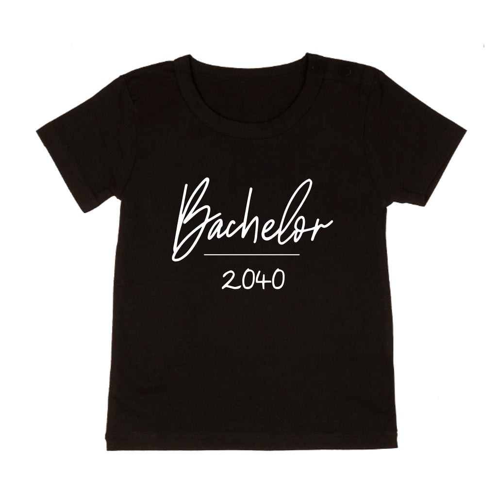 MLW By Design - Bachelor Tee | Black or White