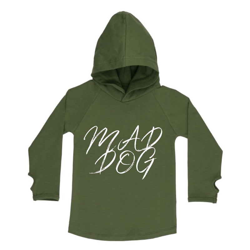 MLW By Design - Mad Dog Hoodie